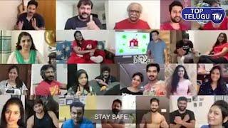 TV Artist's Home Made Short Film | Stay Home Stay Safe | Karthika Deepam | Top Telugu TV