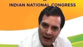 COVID-19: Shri Rahul Gandhi addresses media on Migrant Labour Issues