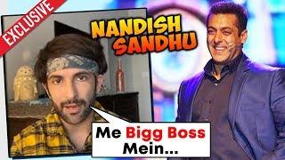 Nandish Sandhu On Doing Bigg Boss 14   Exclusive Interview