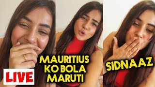 Shehnaz Gill Hilarious LIVE CHAT With Fans | Talks On Sidharth Shukla And SIDNAAZ