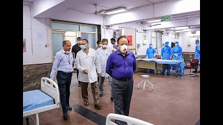 31 nurses and 5 doctors of Mumbai's Jaslok hospital have tested positive for Covid-19