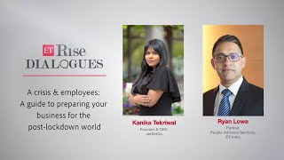 ETRise Dialogues: A crisis & employees: Guide to preparing your business for the post-lockdown world