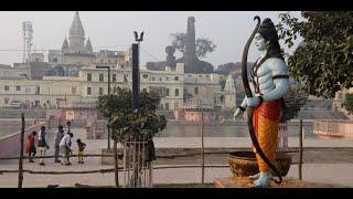 देखिये कोरोना महामारी के बीच भगवान श्री राम ने अयोध्या में अपने भक्तो पर बरसाई कृपा / Ayodhya