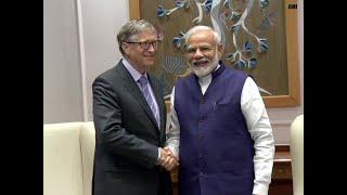 COVID-19: Bill Gates lauds PM Modi's leadership in combating coronavirus in India
