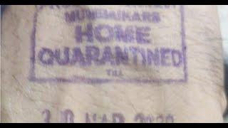 3 Belgaum Returnee Wipe Home Quarantine Stamp From Their Hands, Roam Freely! Spark Fear In Guirim