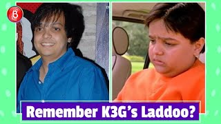 Remember Laddoo From K3G? Here's His Amazing Before & After Weight-Loss Transformation