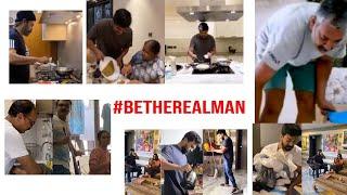 #betherealman |  Tollywood Celebs New Challenge on Social Media | Lock Down Effect | Top Telugu TV
