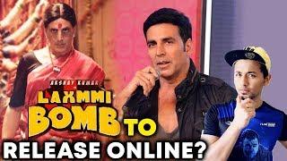 Akshay Kumar's Laxmmi Bomb To Release On OTT Platform? | Raghava Lawrence