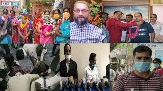 Sach News   Hyderabad Ki Aaham Khabrain Sach Ke Saat   @ SACH NEWS  