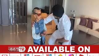 Shikhar Dhawan  ने बेटे संग 'डैडी कूल' सॉन्ग पर किया डांस, देखिए जबरदस्त वीडियो