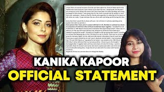 Kanika Kapoor Releases Official Statement From Her Lucknow House