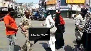 Police Ke Ye Alfaaz   The Bad And Abusing Words Of Hyderabad Police   Caught On Camera  