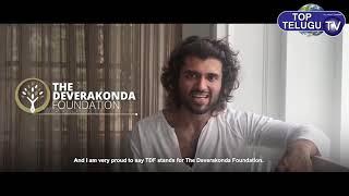 Actor Vijay Devarakonda New Plans for People in Lock Down Situation | Top Telugu TV