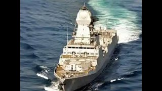 Indian Navy readies three of its largest warships to move to Gulf to evacuate stranded Indians