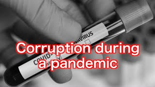 BJP Scam | Corruption during a Coronavirus Pandemic