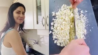Katrina Kaif Enjoys Cooking During Lockdown | 28 April 2020 | News Remind