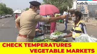 COVID-19: Model Vegetable Markets Set Up In Ahmedabad | Latest News IN English | Catch News