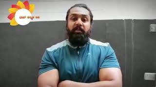 Dhruva sarja emotional video on Corona Warriors | Dhruva Sarja