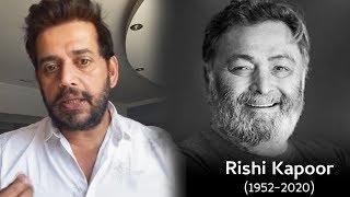 Ravi Kishan HEARTFELT Message ???????? On Rishi Kapoor's Demise