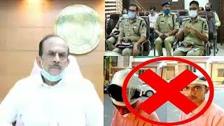 Breaking News | Hyderabad Police Ab Nahi Maaregi | Mahmood Ali Meeting |