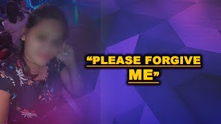 """WATCH: Young girl commits suicide at Bastora writes """"Please Forgive Me"""" On Mirror"""