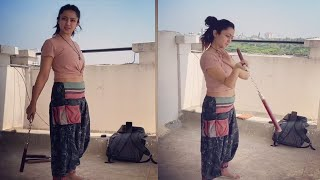 Lock down Time -  Aindrita Ray new video    Aindrita Ray New Talent   Top Kannada TV