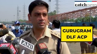 Mandatory To Download Aarogya Setu App For People Crossing Border: Gurugram DLF ACP | Catch News
