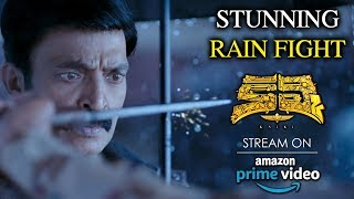 Rajasekhar Stunning Rain Fight | #Kalki Full Movie Now On Prime Video | Prashanth Varma