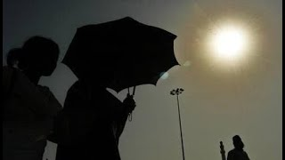 Be prepared against severe heat wave from 2nd week of May