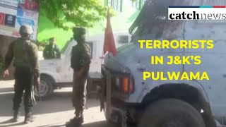 Encounter Underway Between Security Forces, Terrorists In J&K's Pulwama | Catch News