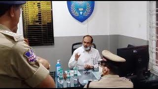 Mohmood Ali And Hyderabad Old City Police Meeting | Cp Anjani Kumar | @ SACH NEWS |