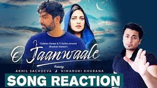 O Jaanwaale Song Reaction | Himanshi Khurana | Kunaal Vermaa