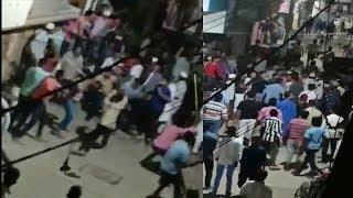 2 Groups Ke Beech Hui Ladai | In Hyderabad | Ye Ho Kya Raha Hain Lockdown Mein | @ SACH NEWS |