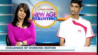 New Age Parenting | Ep 9 (Part 2) | Working Mothers | Ms. Kanu Priya | Aparna Arya & Shiv Kumar