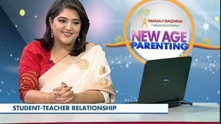 New Age Parenting | Ep 14 (Part 2 ) | Student - Teacher Relationship | Sunita Singh & Aaleyah