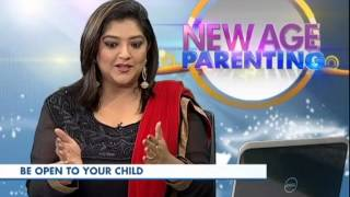 New Age Parenting | Ep 17 (Part 1) | Positive Parenting | Naveen Bahri & Madhu Chandra