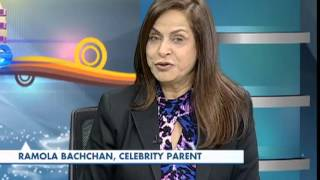 New Age Parenting | Ep 18 (Part 1) | Celebrity Parents | Ramola Bachchan & Aushim Khetarpal