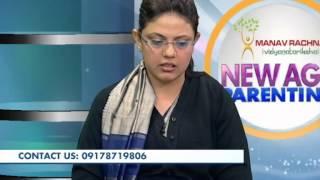 New Age Parenting | Ep 23 ( Part 2) | Handling Pressure | Sanjeevani & Siddhart Chopra