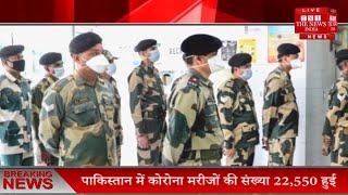 Jodhpur में BSF के 31 नए पॉजिटिव केस, देश भर में 100 जवान संक्रमित