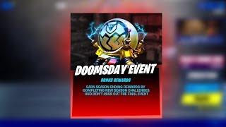 Fortnite Final Event Reward