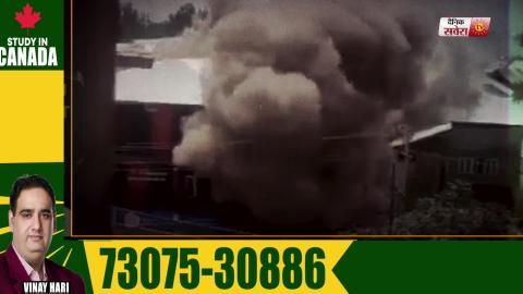 Jammu-Kashmir में मारा गया Hizbul Mujahideen का कमांडर Riyaz Naikoo