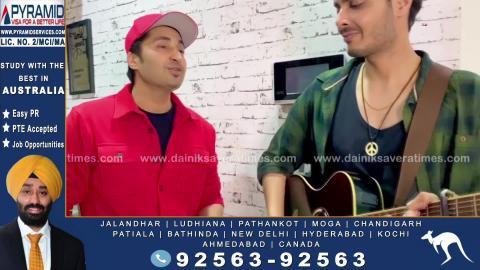 Keh Gai Sorry | Jassie Gill Ft. Shehnaz Gill | New Punjabi song 2020 | Dainik Savera