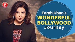 Farah Khan's Wonderful Bollywood Journey DE-CODED