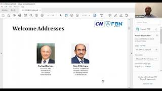 First FBN India Chapter Webinar