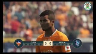 FC GOA vs AL HILAL FC || Clash Of Champions ||