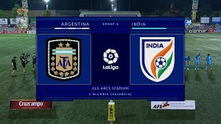 INDIA VS ARGENTINA || 2-1 || Historic Match Re-telecast FULL HD