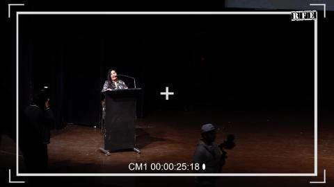 Watch Lily Swarn Poetry at Sikhlens India Film Festival 2020 in Chandigarh | RFE TV | Tagore Theatre Video