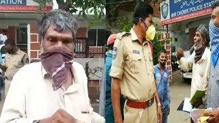 Hyderabad Police Ab Buss | Mir Chowk Police Ek Buzurg Aadmi Ko Rula Diya | @ SACH NEWS |