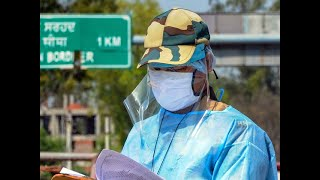 Coronavirus outbreak: 30 more BSF personnel test positive for COVID-19