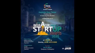 FLO INCUBATOR VIRTUAL START-UP AWARDS 2020